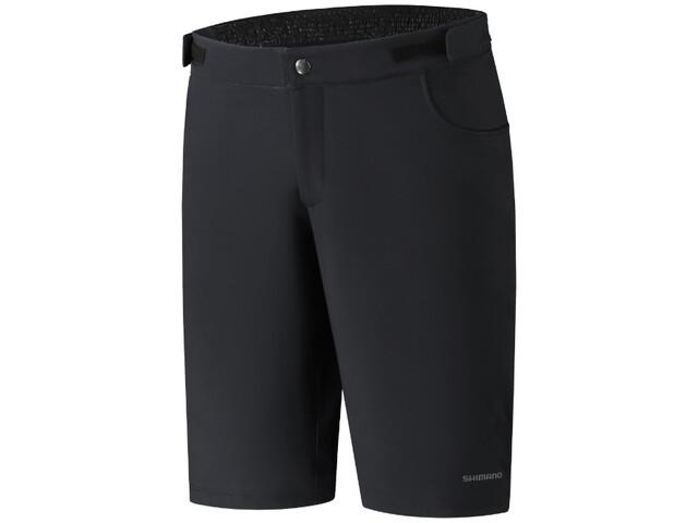 Shimano Fukui Shorts Herren black/black